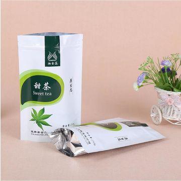 Zipper Tea Plastic Bag 9
