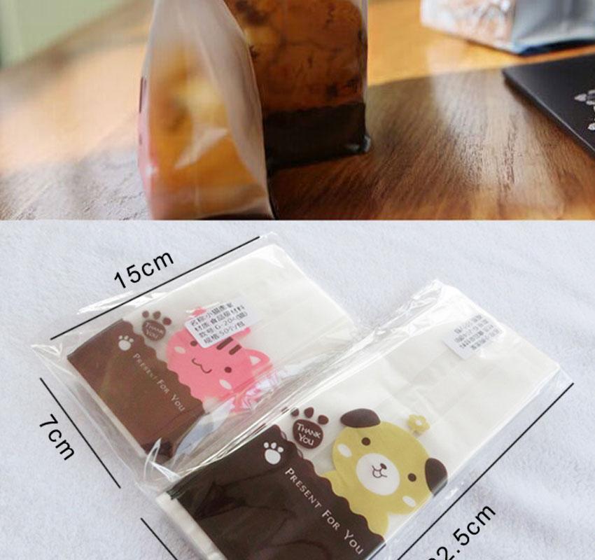 Pp Food Bags 5