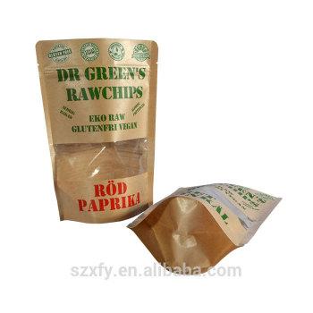 Custom-Printed-Brown-Kraft-Paper-Mylar-Bags