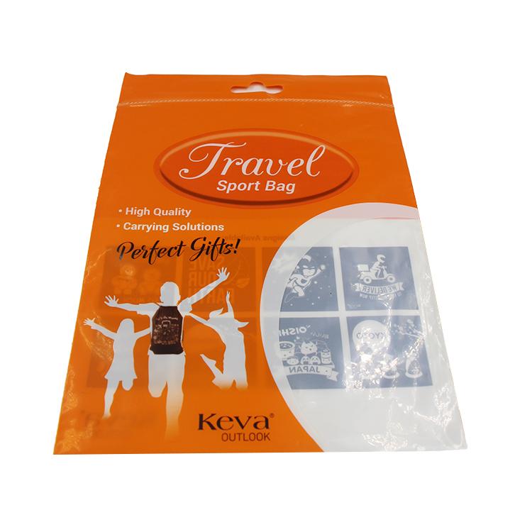 High Quality plastic opp bag 7