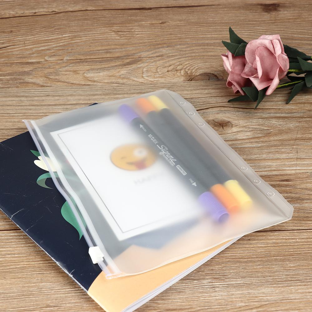 Plastic Pencil Case Bag 15