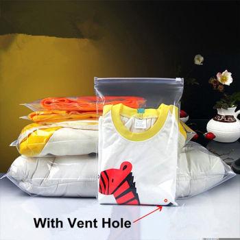 Clear-Matte-Zip-lock-Plastic-Packing-Bags