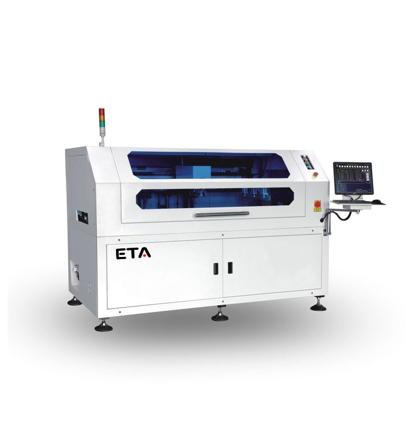 Affordable LED Full-Auto Stencil Printer Machine