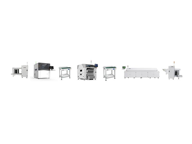 SMT Full Solution for LED SMT Assembling Unit