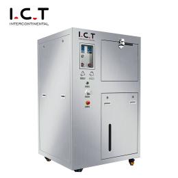 Saving liquid cleaner PCB in ultrasonic cleaner