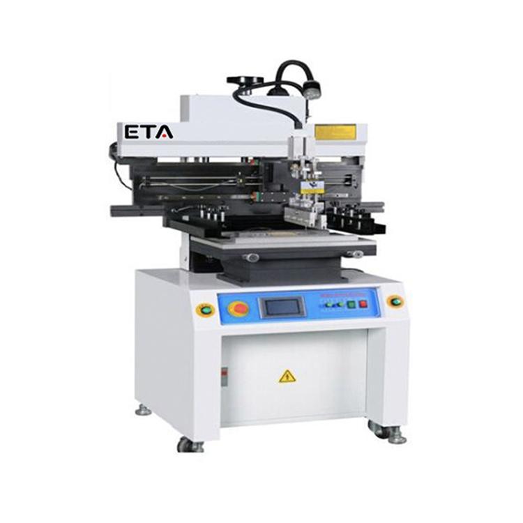 Factory Sales SMT PCB Solder Paste Stencil Printer