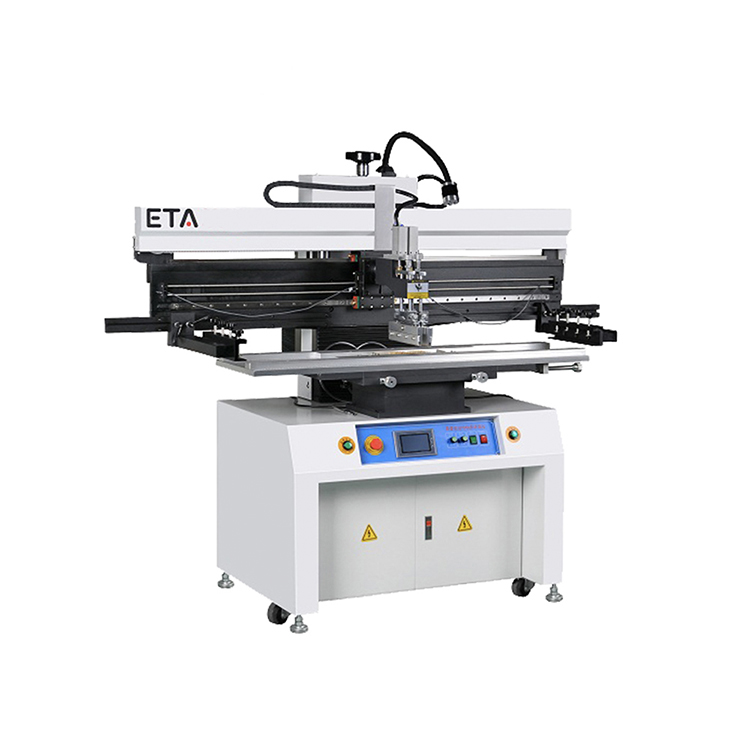 High Quality Semi-auto SMT Stencil Printing Machine