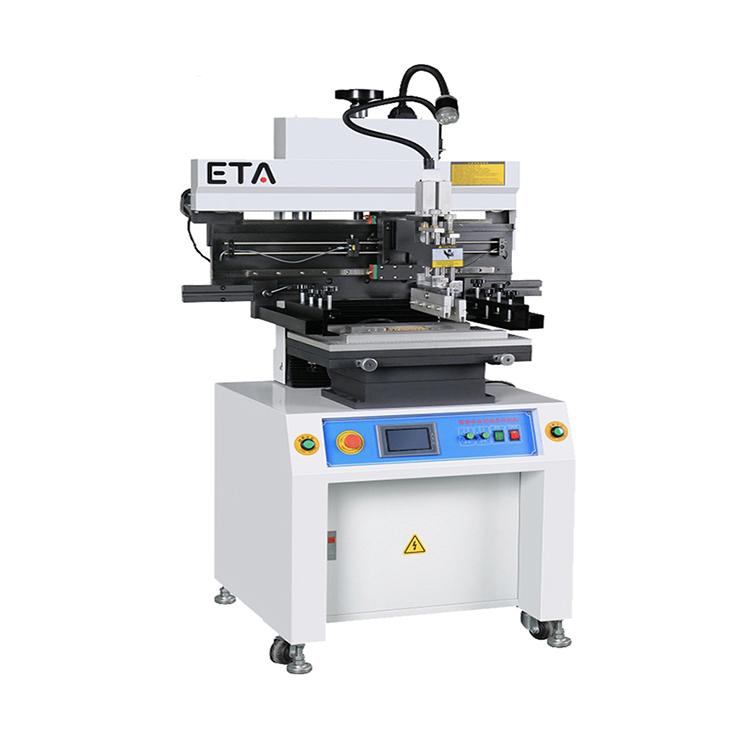 Semi-auto SMT Solder Paste Printer