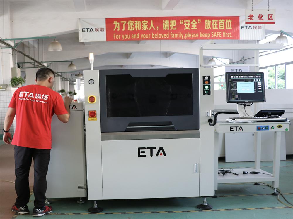ETA Full auto SMT Printer 4034