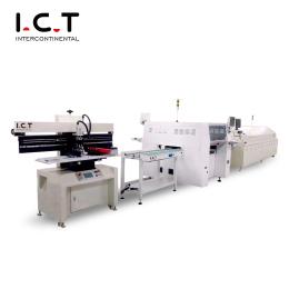 Multi Function LED tube assembly line JUKI SMT Line