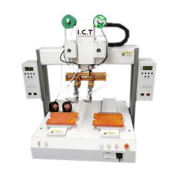 ISO Certificate  Energy Saving hot air soldering robot