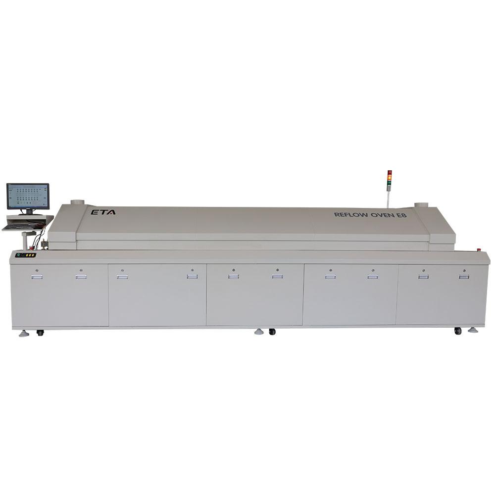 Smt Reflow Soldering Oven for Assembly Line TV Speaker Assemble Line SMT Full Production Line