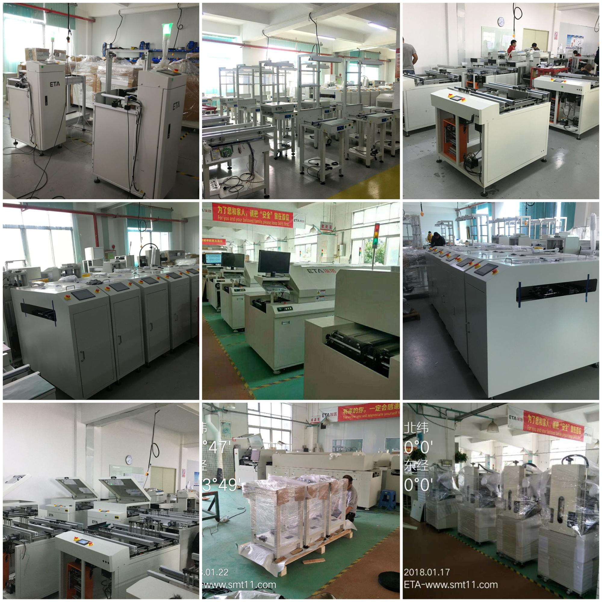 High Quality ETA SMT Reflow Oven Machine for PCB Assembling Line 29