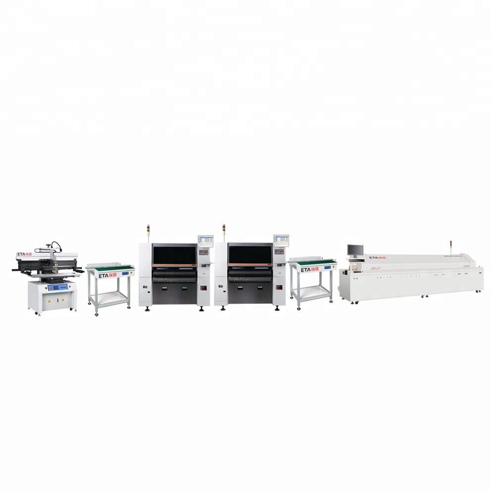 High Quality SMT LED Production Line Machine for LED Aluminum PCB