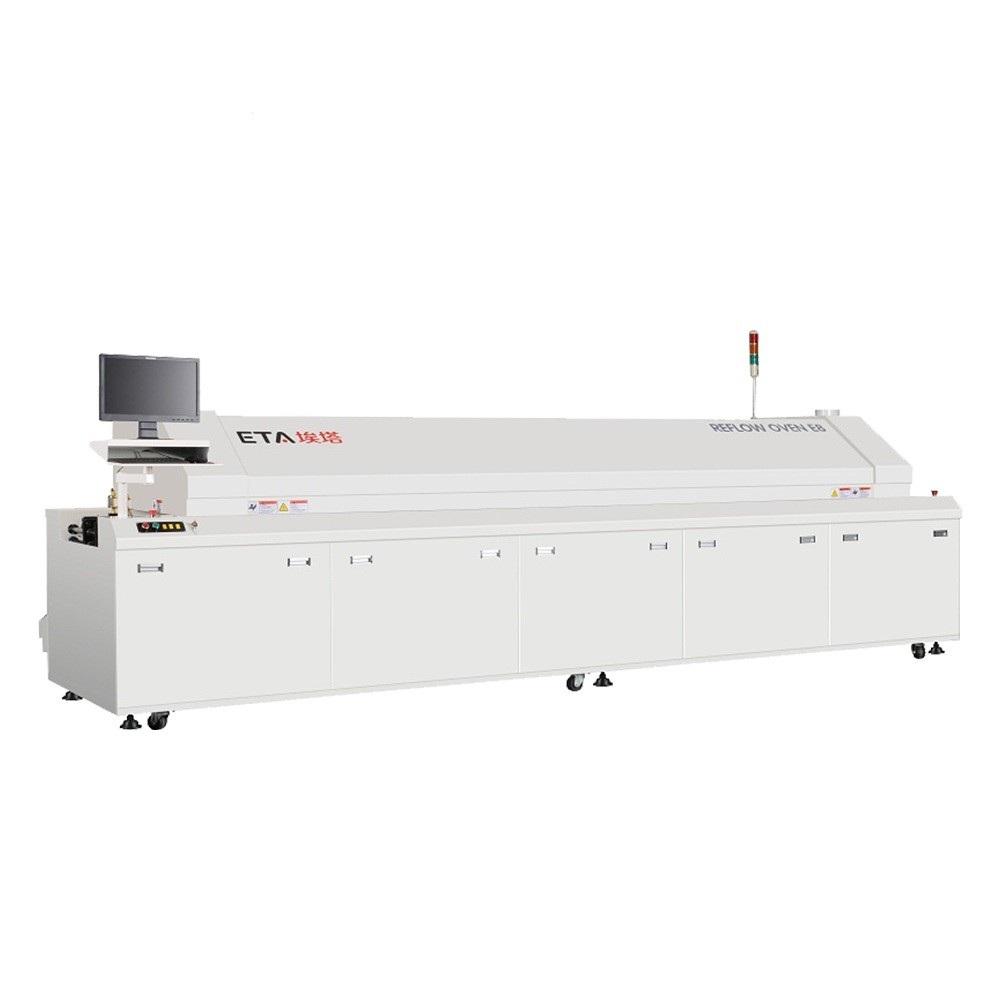 ETA SMT Reflow Oven Machine for PCB Assembling Line
