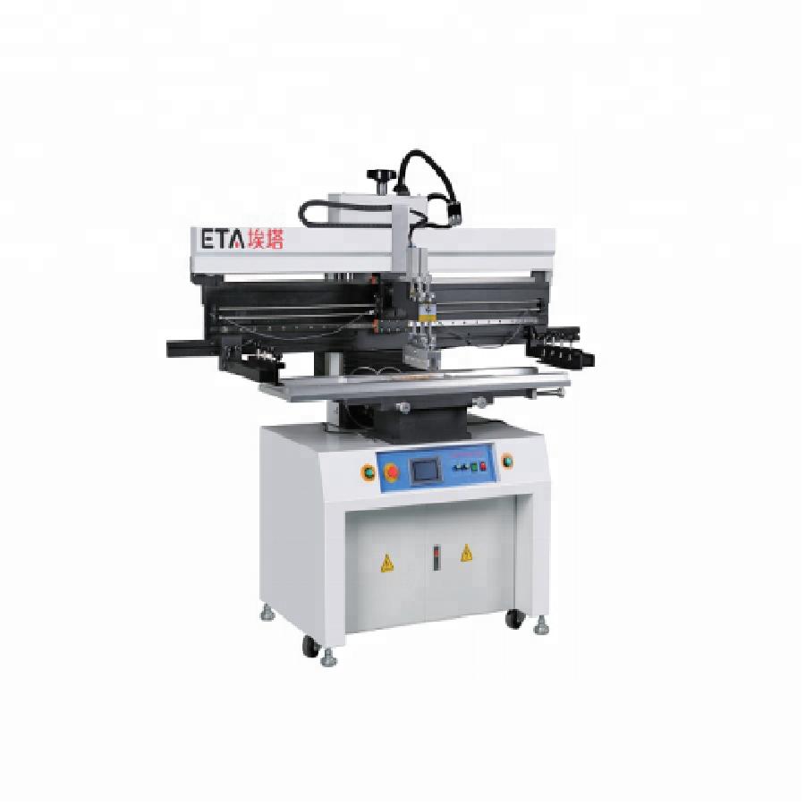 Cheap-Semi-Auto-Solder-Paste-Printer-for