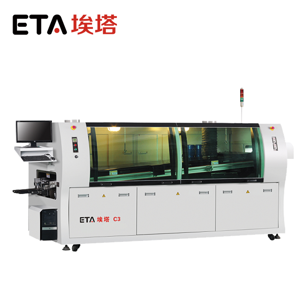 Best Reflow Soldering Oven for PCB Assembly Line Made in China 19