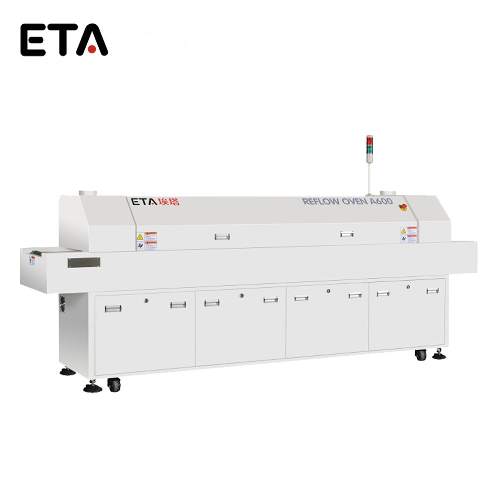 High Quality Hot Sell Automatic Mini Reflow Oven for SMT LED Production Line