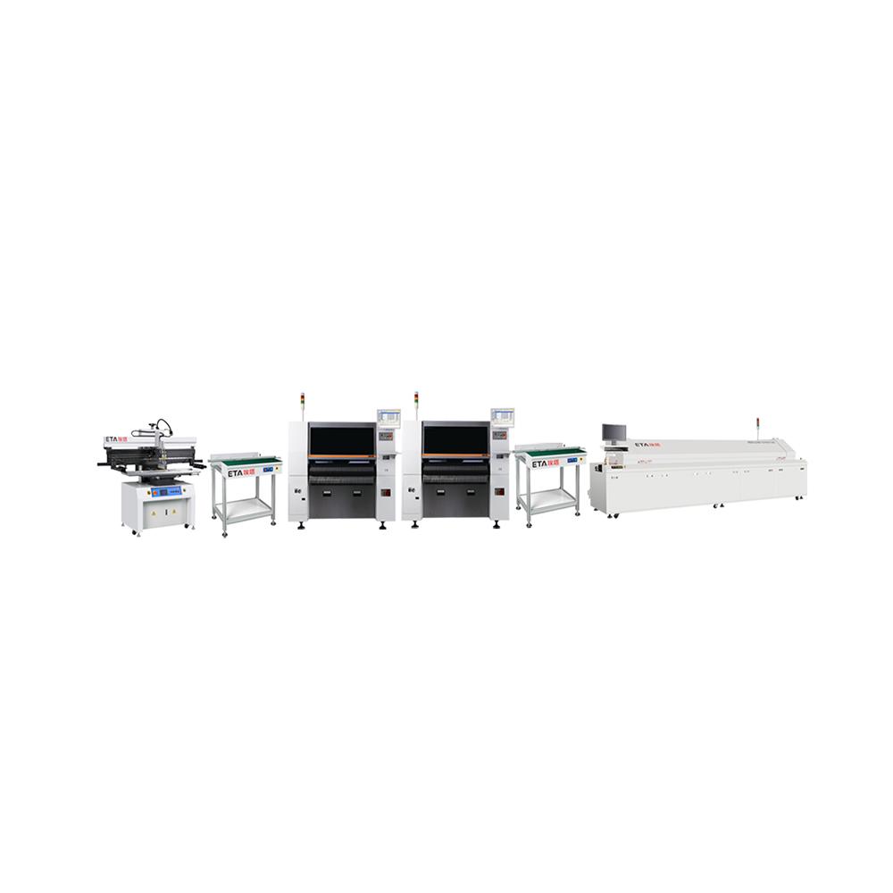 2018 HOT Sale Professional Led TV Making Machine Line Manufacturer