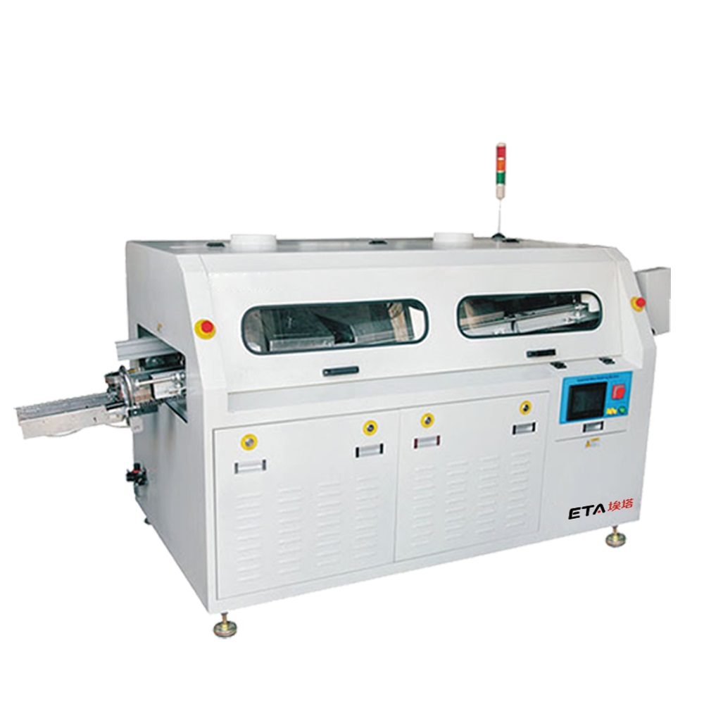 Small industries Wave soldering machine for welding SMT line PCB solder paste