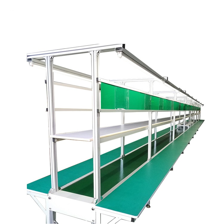 Mobile Phone LED Tube Assembly Line Assembly Line Equipment Conveyor Belt from ETA