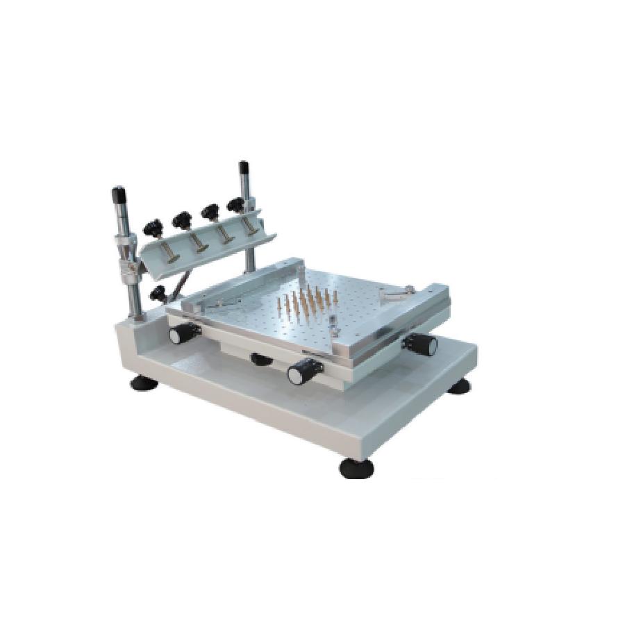 PCB-Solder-Paste-Printer-Manual-Stencil-Printer