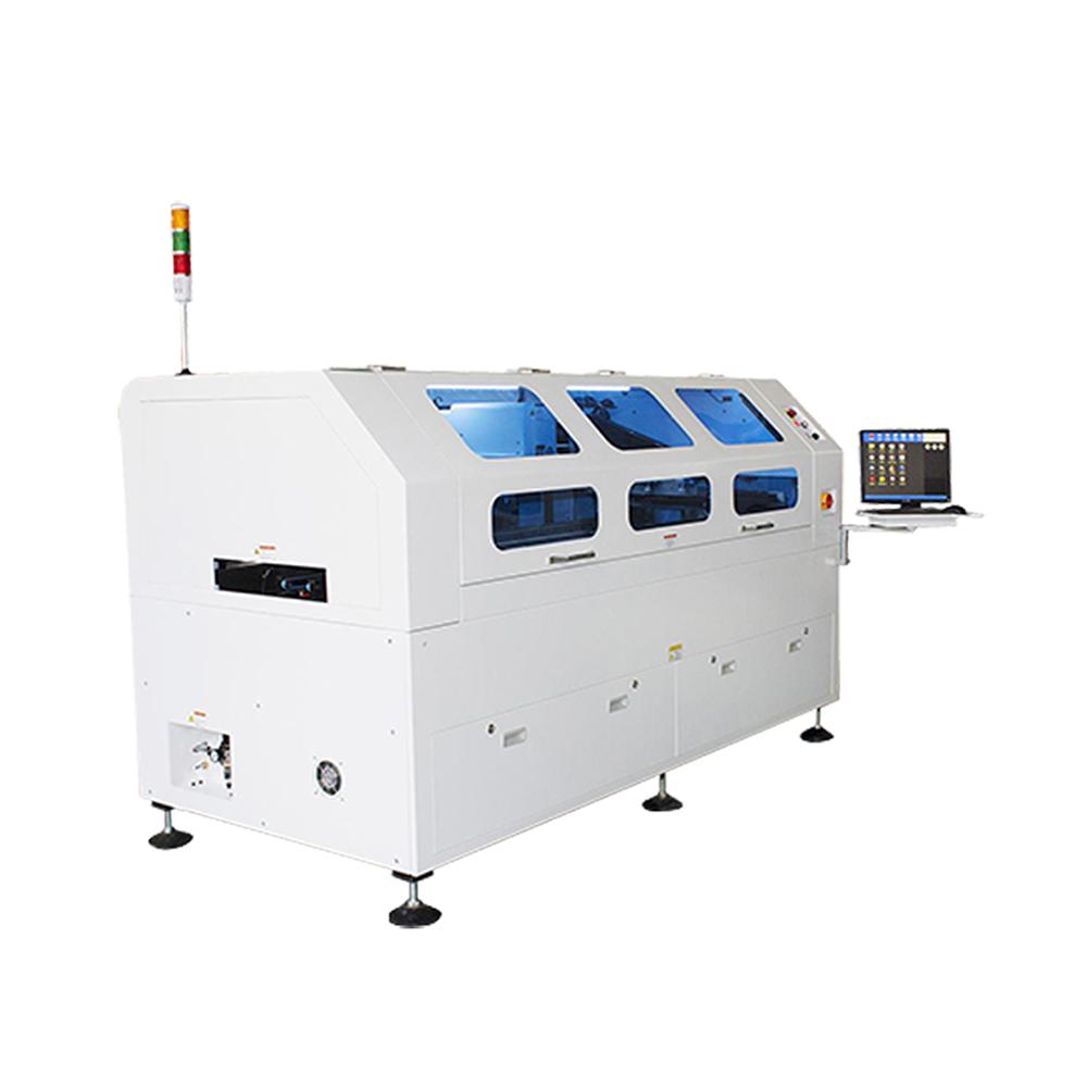 SMT-production-P4034-High-Precision-Stencil-Printer