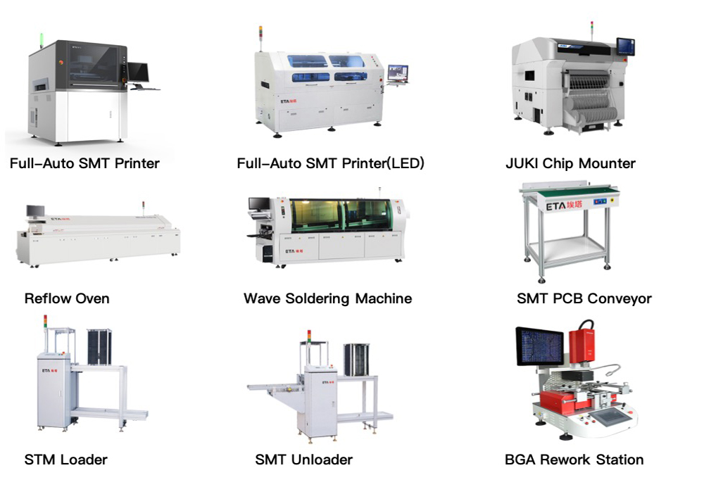 LED Production Line 9