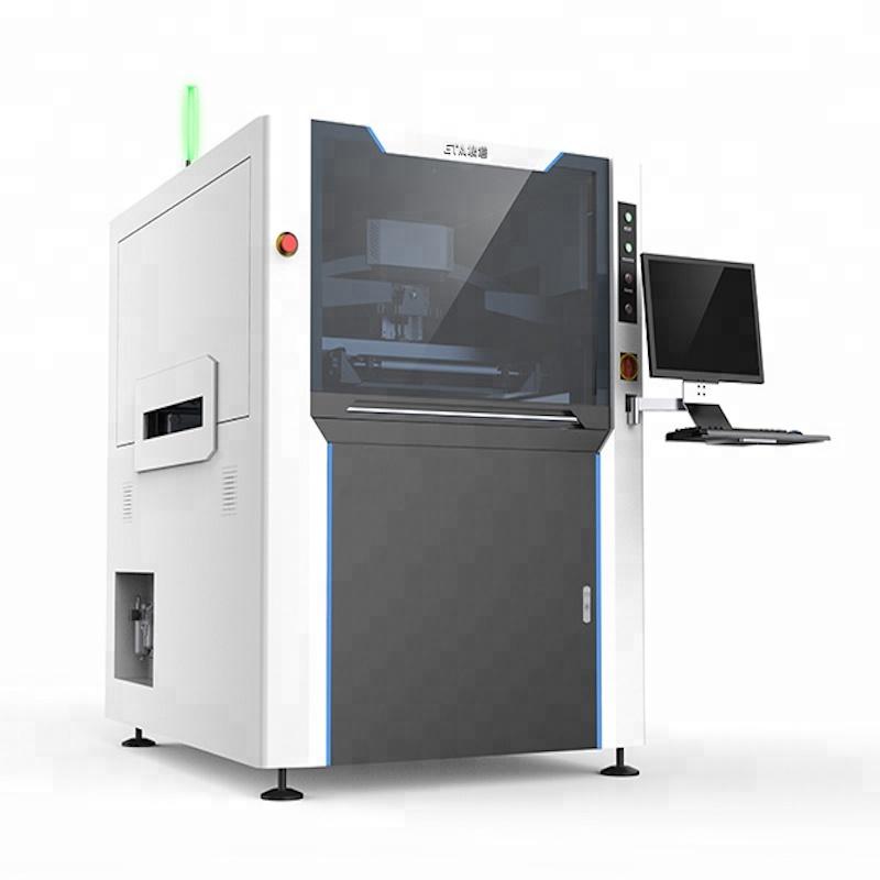 Full-auto-Solder-Paste-Screen-Printer-LED