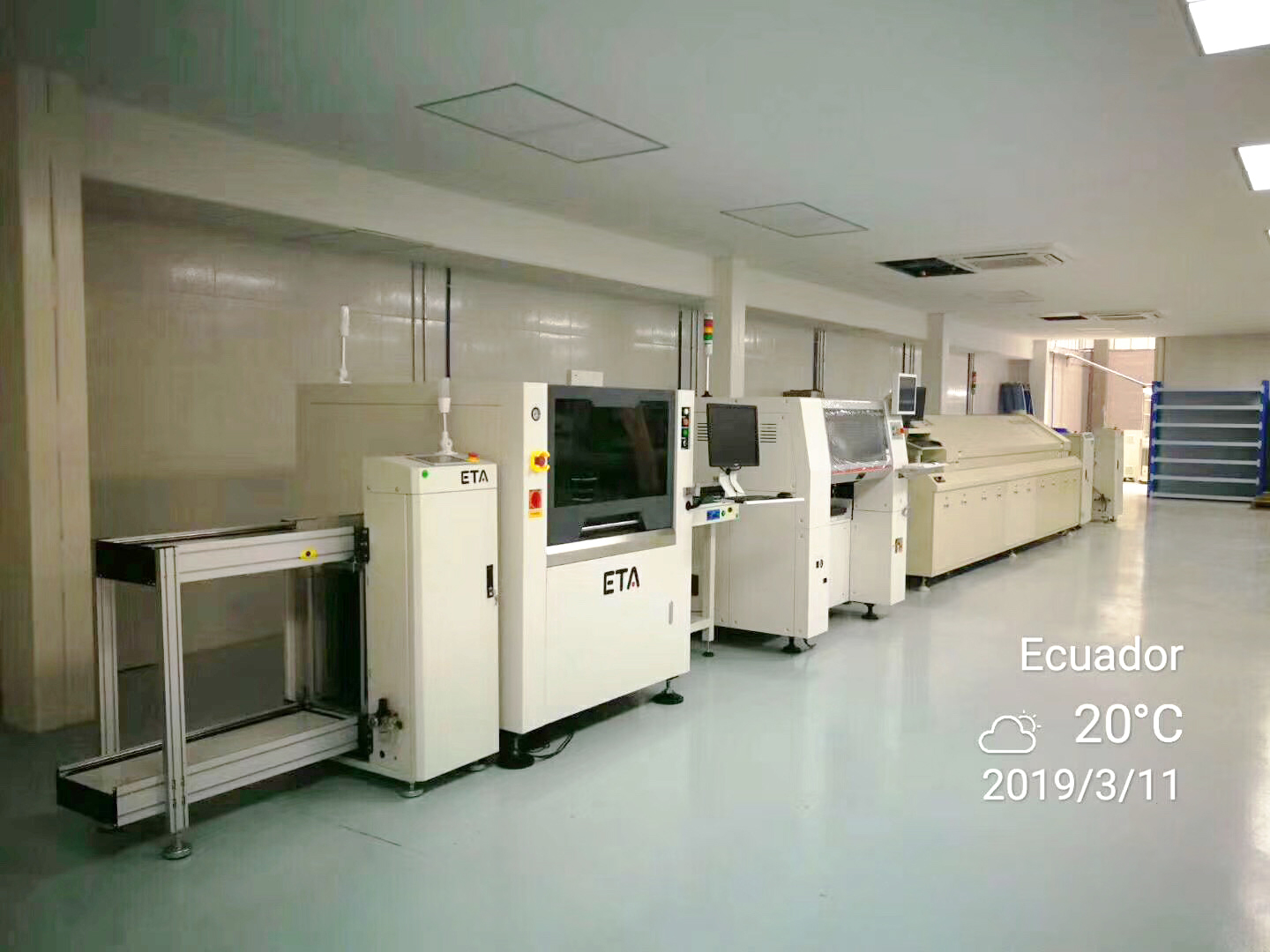 Shenzhen ETA Electronic Equipment Co. 7