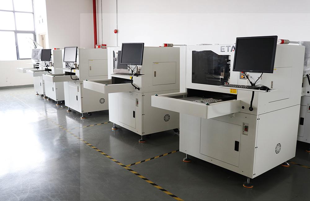 High Speed LED Bar Separator LED Strip Depanelizer PCB Separator Machine 4