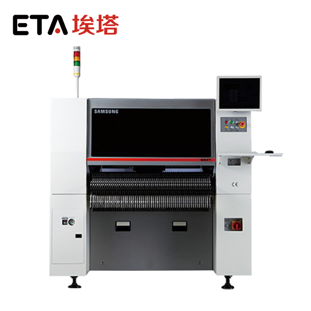 Led Bulb Manufacturing Chip Mounter Machine