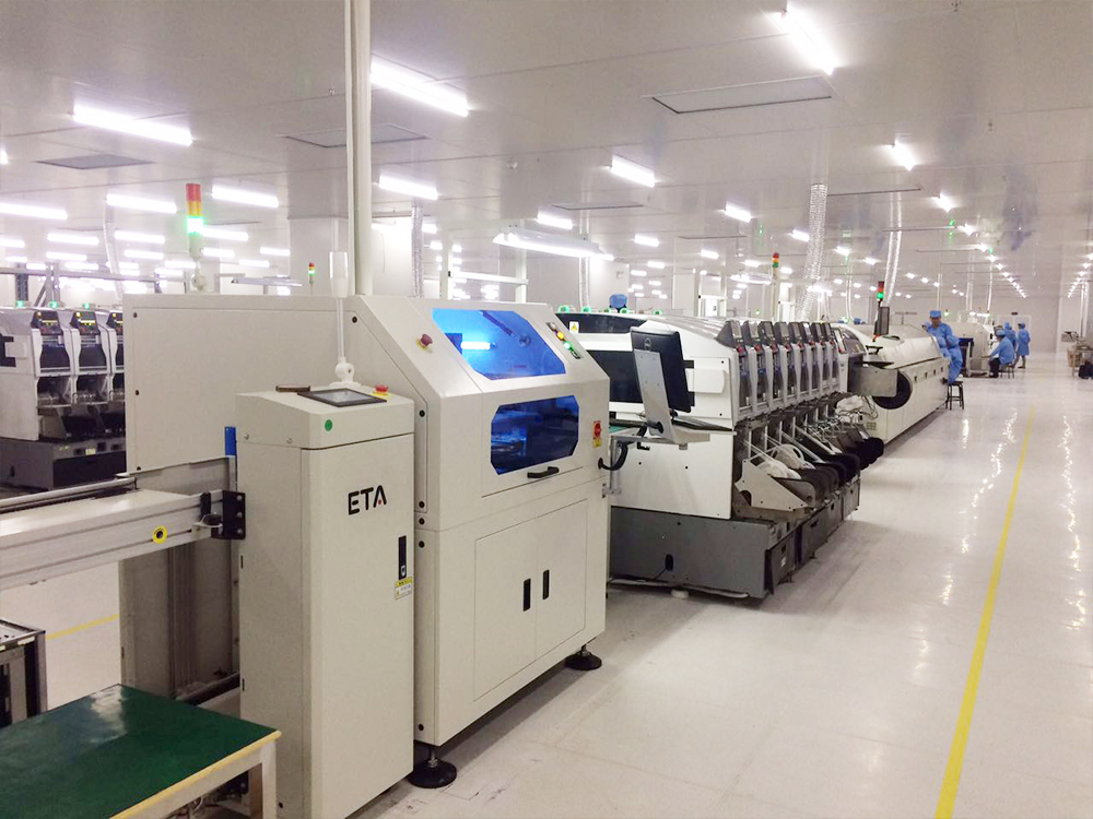High Efficiency Full Auto Stencil  Printer Machine PCB Printing 39