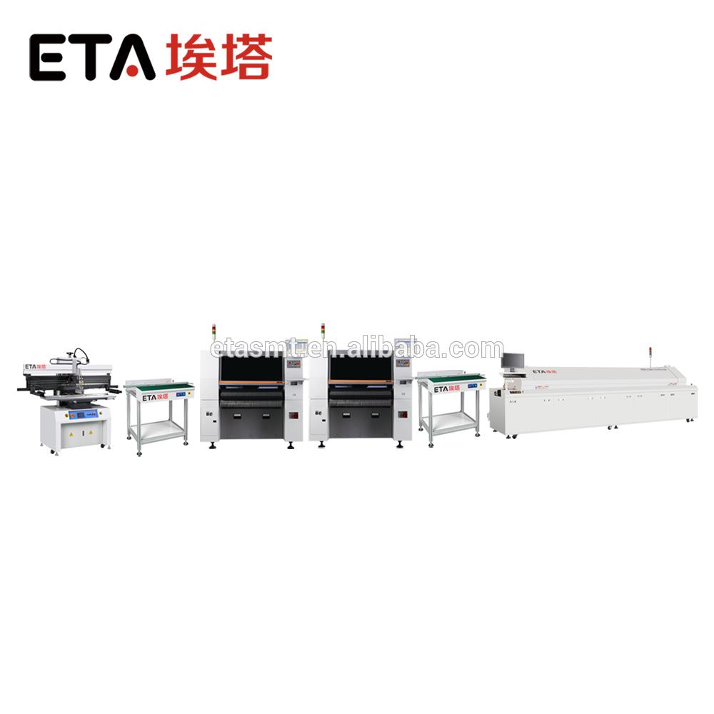 ETA-Building-SMT-LED-production-line-For