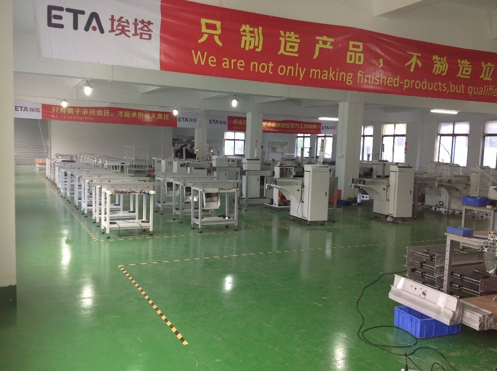 Reflow Soldering Oven Machine reliable hot air reflow oven SMD Production Line for LED Lamp 27