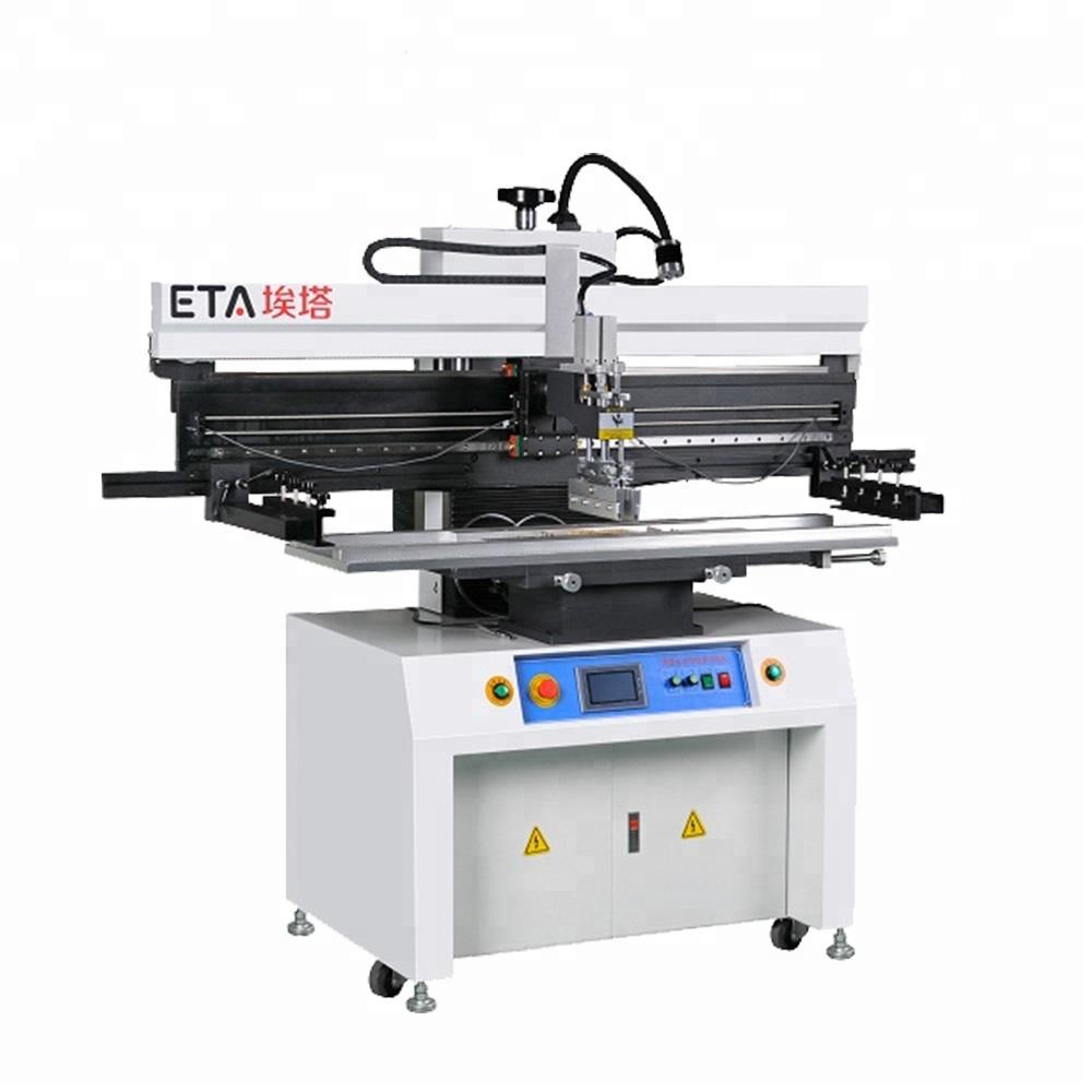 Semi-Auto-Solder-Paste-Screen-Printing-Machine