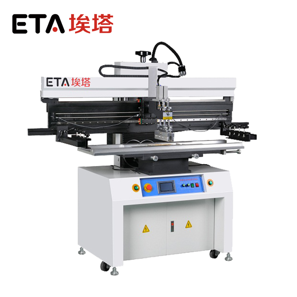 LED Making Machine PCB Stencil Printer LED Board Printing Equipment 14