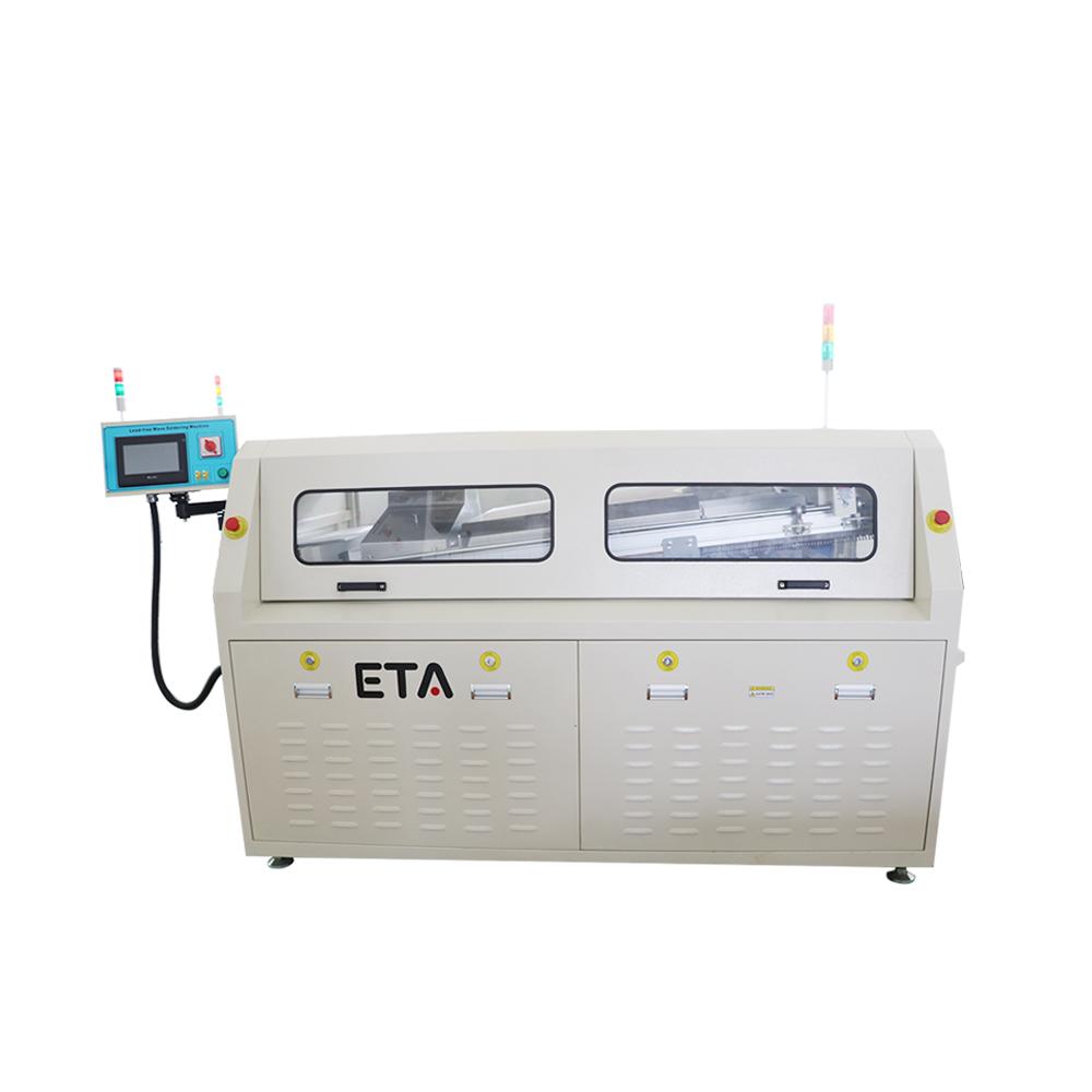 ETA PCB Soldering Machine SMT Lead Free Wave Solder Machine