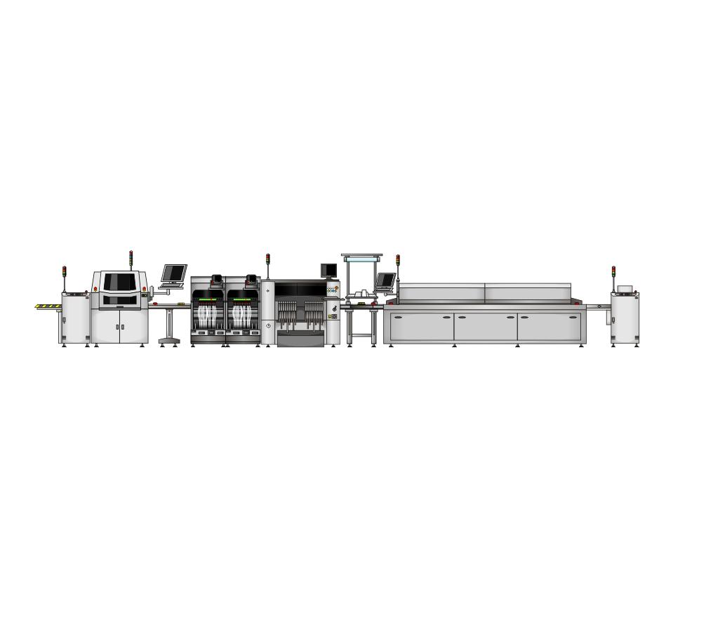 Automatic-SMT-Production-Line-Manufacture-ShenZhen-ETA