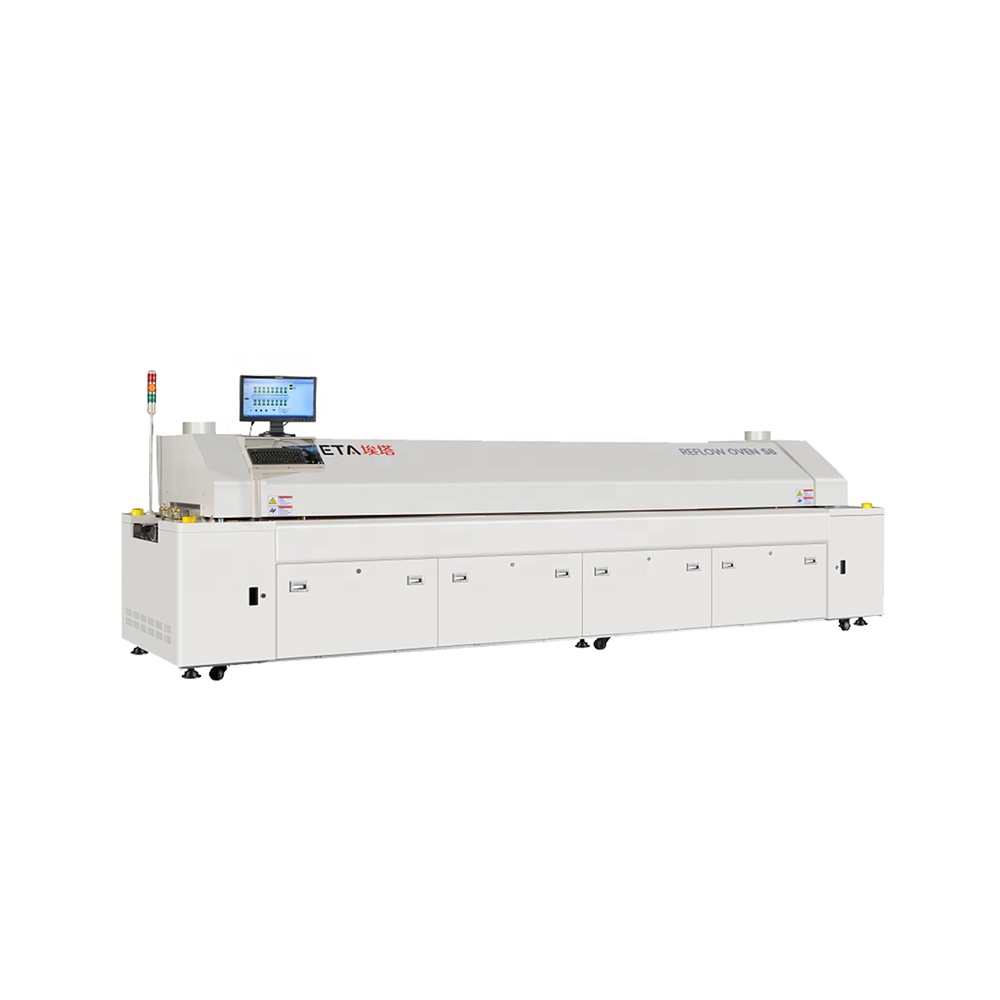 High-Precision-Automatic-Lead-Free-Reflow-Oven