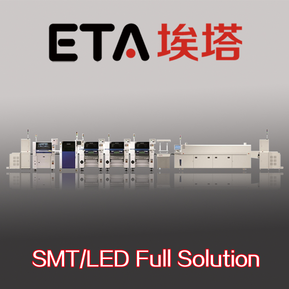 Medium Size Automatic Reflow Oven SMT Reflow Soldering Machine for LED Bulb Assembly Line 12