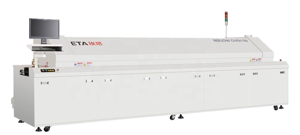 Best Hot Air Big Size Reflow Oven SMT Soldering Machine 2
