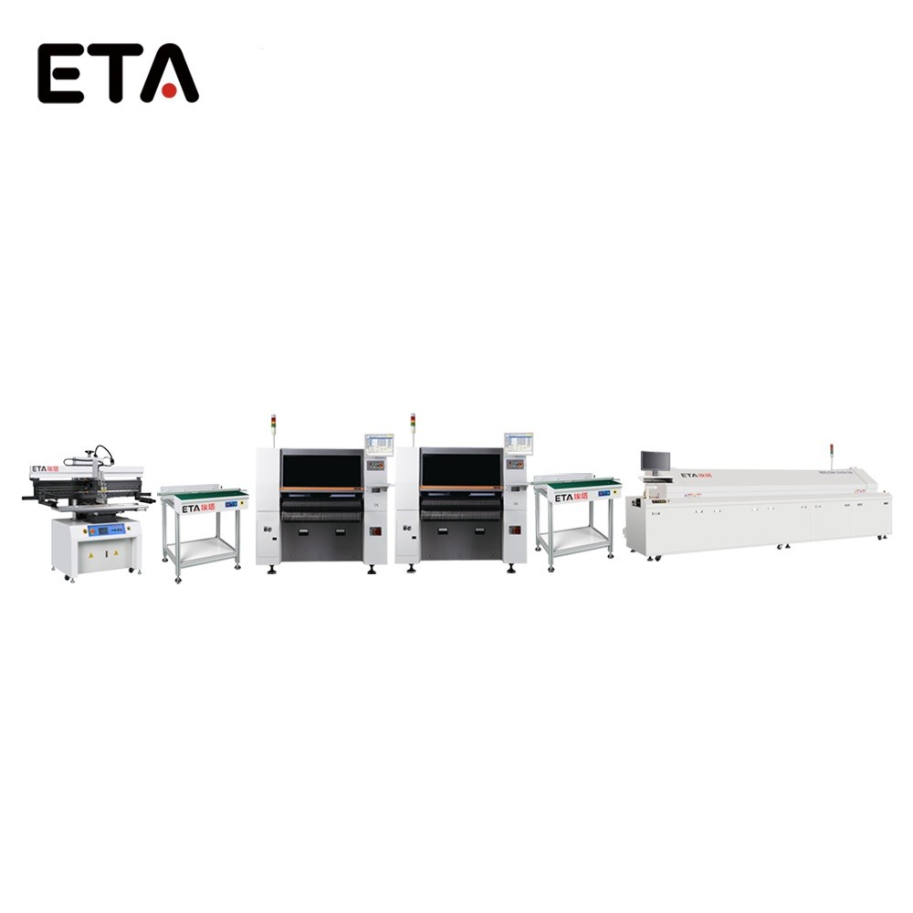 High Quality Factory Supply SMT Machine LED Reflow Oven ETA-E8 11
