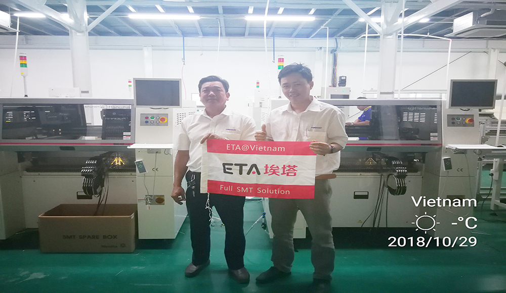 High Precision LED Assembly Line/ SMT Assembly Line/ PCBA Line (printer+mounter+reflow oven) 3