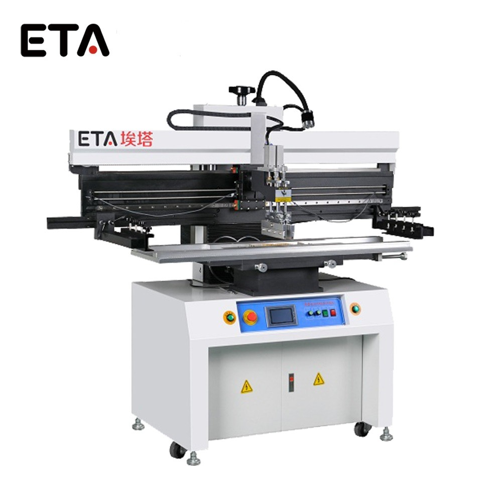 High Quality 8 Heating Zones SMT Reflow Oven ETA-A800 for LED Light Production Line 8