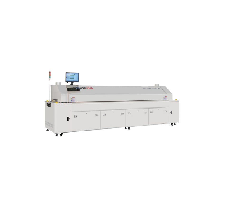 Lead Free SMD Reflow Oven for LED Strips Making E8