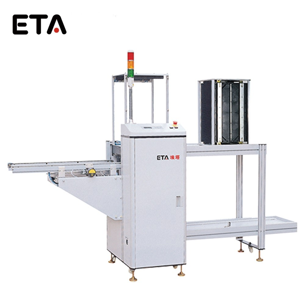 High Quality 8 Heating Zones SMT Reflow Oven ETA-A800 for LED Light Production Line 13