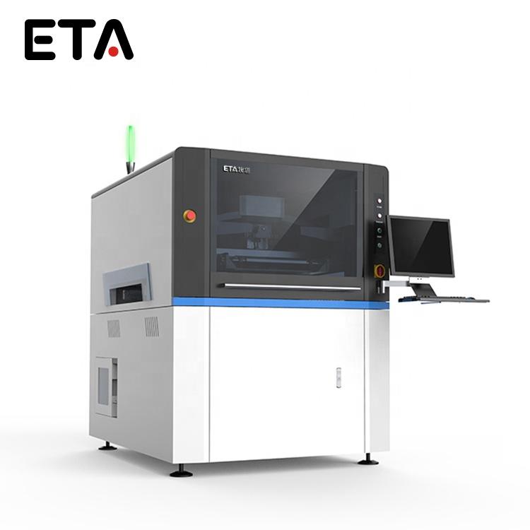 High-Precision-Automatic-Soldering-Stencil-Printer-for