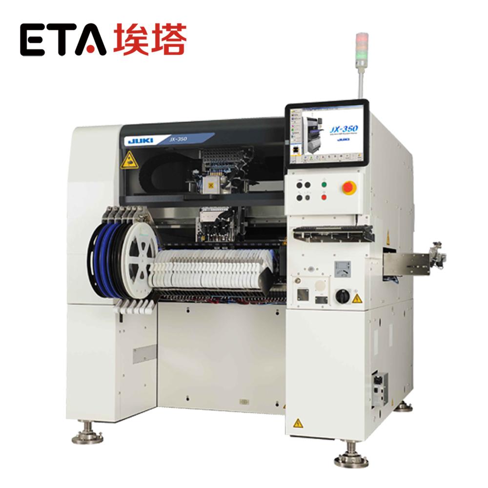 Famous Brand JUKI JX350 SMT Chip Mounter PCB Making Machine