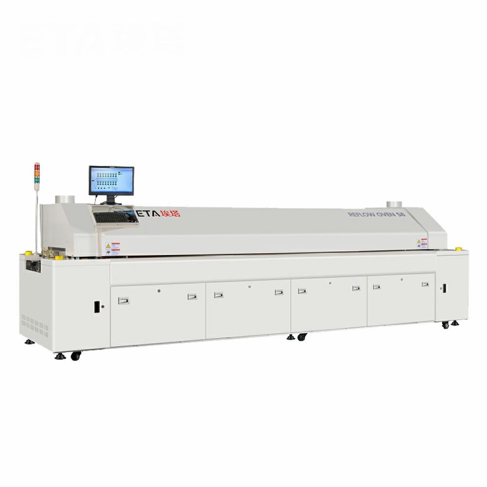 SMT Reflow Welder Oven Professional SMT Supplier ETA A800
